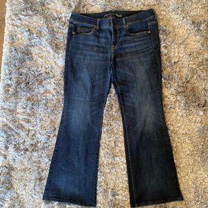 AEO Original Bootcut Stretch Jeans 14 Short EUC